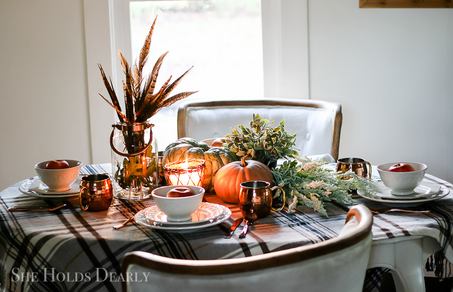 12 Tablescapes for Fall