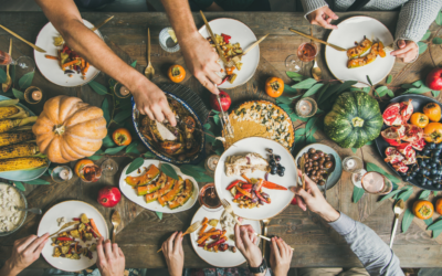 How To Make Healthier Side Dishes For Thanksgiving
