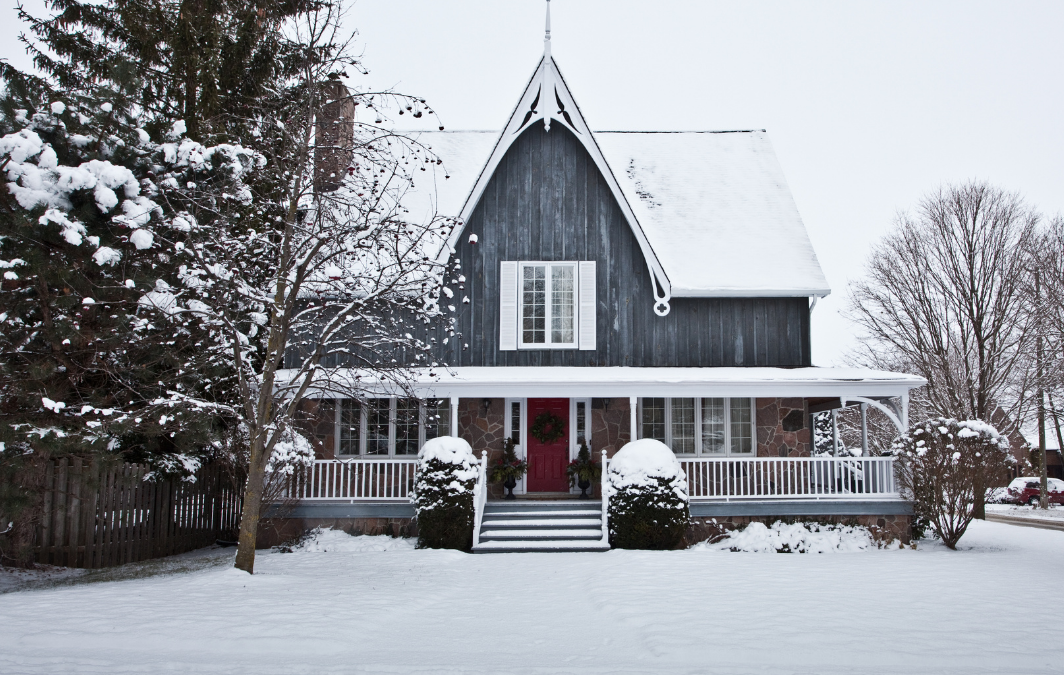 Curb Appeal – Sell Your Home Quicker This Winter Season